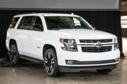 2018 Chevrolet Tahoe RST 250x166