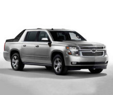2018 Chevy Avalanche