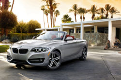 BMW 2 Series Convertible 250x166