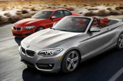 BMW 2 Series Convertible1 250x166