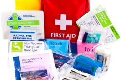 First Aid Kit 250x166