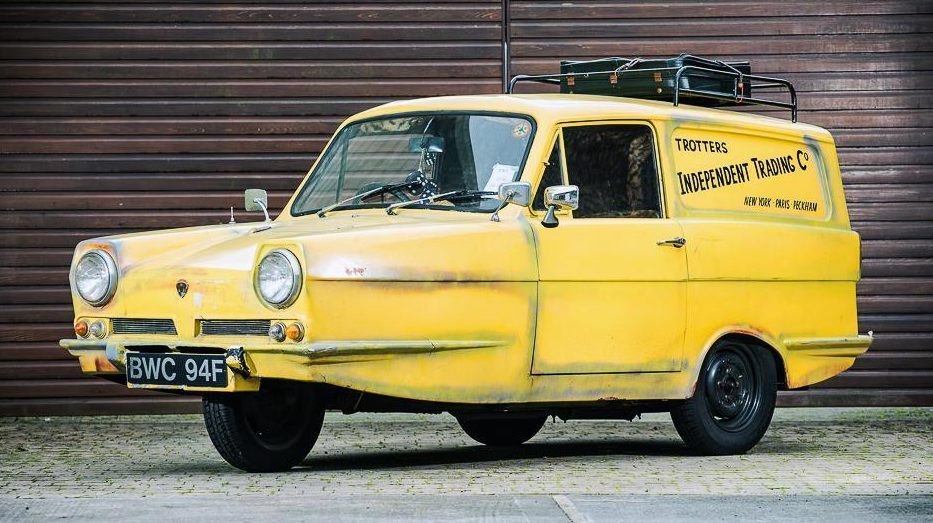 Reliant Regal– Only Fools and Horses